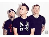 Blink 182 on July 20th at O2 - 5 Tix available @ £75 p/t