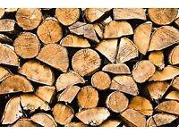 logs - firwood, dumpy bag delivered locally £50