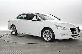 2011 peugeot 508 16 hdi{finance,warranty ava,white,pdc,nav,just serviced by peugeot}