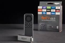 Amazon fire stick + kodi