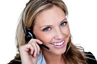 TELEMARKETERS WANTED F/T and P/T $12-$14/hr + Bonuses