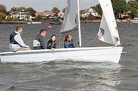 RS Vision dinghy for sale