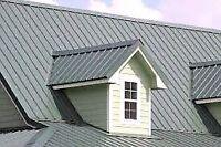 Metal Roof Installations