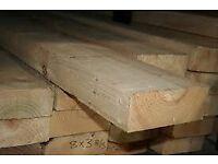 Timber 8x3 @ 4.8m