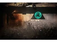 Warehouse Project WHP EVENT 035SATURDAY 10TH DECEMBER FEEL MY BICEP