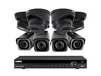 cctv kit system camera 1200tvl cvi
