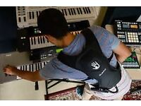Subpac M2 - tactile bass monitoring system - Condition as new - BARGAIN!