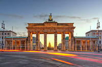 SELLING FLIGHT TICKET MONTREAL TO BERLIN 16.MAY