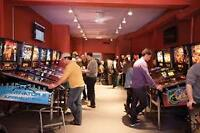 40 Pinball machines  and much more..all must go