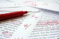 Essay Editing; over 30 yrs experience teaching English.