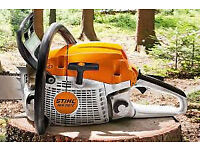 Trees, Hedges, Garden Clearance, Logging & Splitting. Also availiable for sub contracted work.