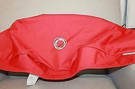 Bugaboo Donkey extendable sun canopy- RED Hornsby Hornsby Area Preview