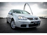 VW GOLF FOR SALE 1.6 FSI 2008 PLATE SILVER