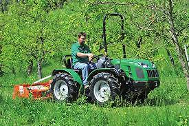 Compact Utility Tractor by Ferrari 26 thru to 35HP 4wd Bassendean Bassendean Area Preview