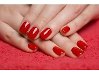 Health and beauty. Gel polish £7.50