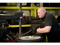 PARTWORN & NEW TYRES R US ***all sizes in stock* also mobile service available''