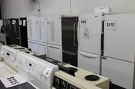 """- SALE  -  USED APPLIANCE  """"SALE""""    Showroom Stock Clearout   @ 9267 - 50 St"""