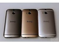 HTC ONE M8 IMMACULATE CONDITION COMES WITH SHOP WARRANTY AND RECEIPT
