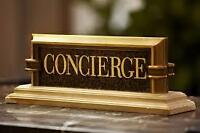 Couple Concierge Disponible