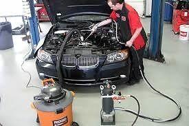 BMW N47 N57 TURBO-DIESEL INLET VALVES CLEANING DECOKE WALNUT