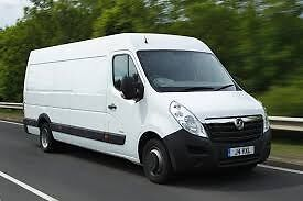 Andy's Van Hire available at short notice 24/7