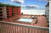 Beach Front 1 Bedroom Between Clearwater and St. Petes (2102)