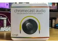 chromecast audio google wifi