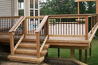 Deck Install Any Design/Size