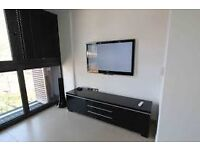 """40"""" SAMSUNG LCD TV BUILTIN FREEVIEW HDMI PORTS WITH REMOTE GOOD WORKING ORDER CAN DELIVER BARGAIN"""