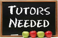 Math Tutor Wanted
