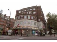 Studio flat in Euston Road NW1