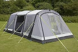 Kampa Hayling 4 air frame tent and porch