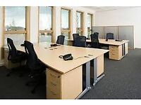 Serviced office/hot desk 4 desks 24 hours car park concierge