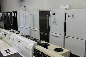 SALE  - Fully Reconditioned FRIDGES 12 to 18 Cu Ft $250 to $550 -  9267 - 50 St Edmonton