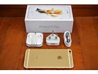 apple iPhone 6S+ plus 64gb unlocked USED brand new condition