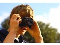 Photograper / Videographer - P/T Weekend Job That Would Suit Media Student Or Amateur Photographer