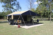 Camper Trailer 2008 Customline Deluxe Off Road Excellent Cond Caloundra Caloundra Area Preview