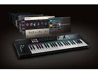 Native Instruments S49 Komplete Kontrol Keyboard and Komplete 10 Software