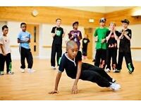 Children's Street Dance Classes