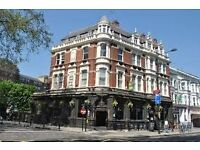 Bar/Floor Staff needed to join our amazing team, Brook Green Hotel, Hammersmith West London