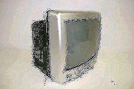 Insignia 13 inch Analog CRT Television works perfectly in good