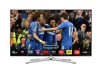 """50"""" Samsung smart tv £180"""" need quick sale, fainted line on right hand side."""