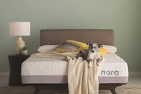 Nora King Mattress NEW ** 5 CORNERS FURNITURE**