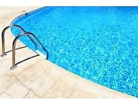 Swimming pool and hot tub maintenance