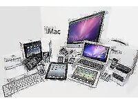 WANTED ££ I BUY IPHONES/IPADS/MACBOOKS/IMACS/SLR CAMERAS/TVs/SAMSUNG