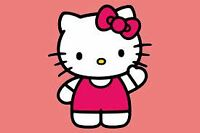 Meowwwww!  Hello Kitty is coming to play at the Playtrium