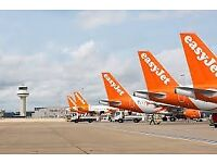 4x Bristol to Alicante Easyjet flights reduced to sell