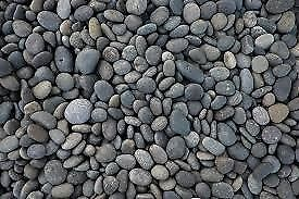 Free Pebbles for driveway etc