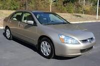 PERFECT Honda Accord 2004