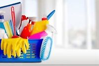House cleaning available